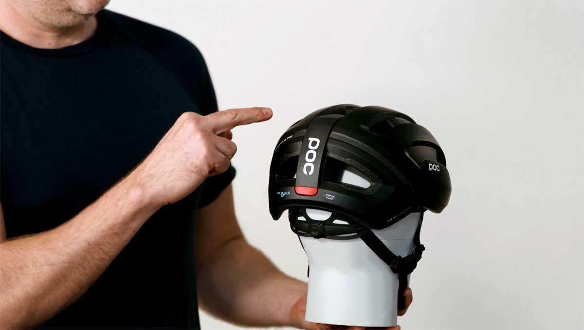 Poc Omne Eternal: 250€ para el primer casco auto-recargable del mundo