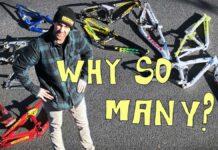 Porque-tantas-bicicletas-La-coleccion-de-bicicletas-Trek-S-de-2004-a-2014-de-Cam-McCaul