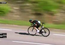 """¿Qué es el """"Super Tuck"""" y porqué la UCI lo ha prohibido en competiciones ciclistas?"""