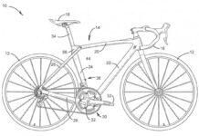 Specialized patenta una bicicleta de carretera con suspensión trasera