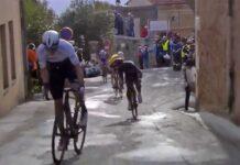 Video: El fulminante ataque de Michael Woods en el Tour des Alpes Maritimes et du Var 2021