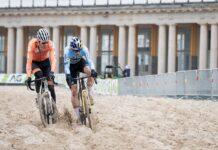 Vídeo: La dura caída de Van der Poel en el Mundial de Ciclocros de Ostend