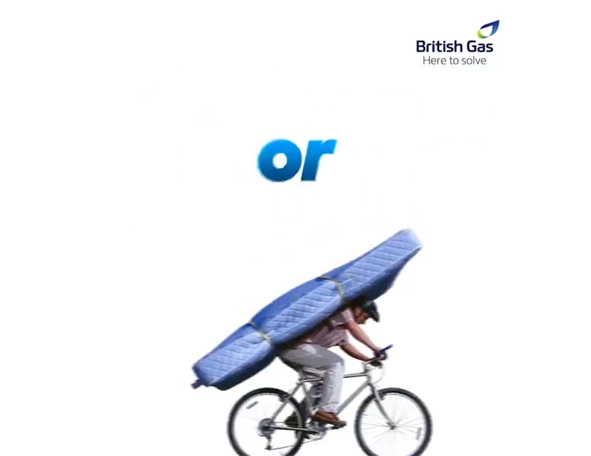 El anuncio de Gas que indigna a la comunica ciclista