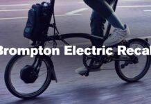 El motor de su bicicleta no se paró al dejar de pedalear. La marca pide a los usuarios que actualicen el firmware