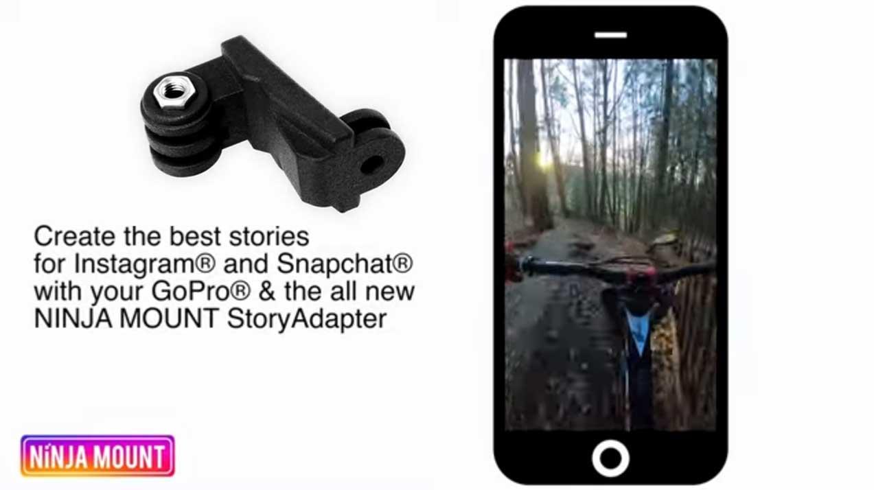 Nueva-montura-GoPro-para-tus-Instagram-Stories-Ninja-Mount