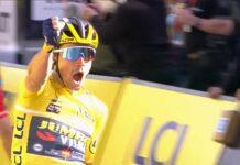 Roglic tiene la victoria más cerca tras el recorte en la París-Niza de sus dos última etapas