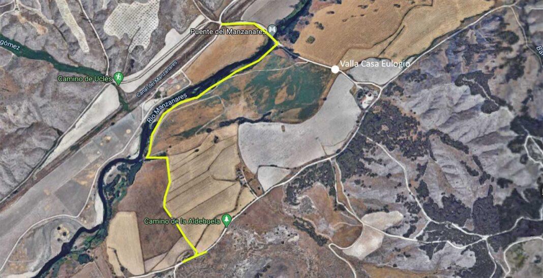 Ruta-alternativa-al-cierre-de-Casa-Eulogio-en-Rivas-Vaciamadrid