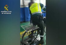 Video-La-Guardia-Civil-en-la-ITV-con-una-bicicleta-con-motor-trucada