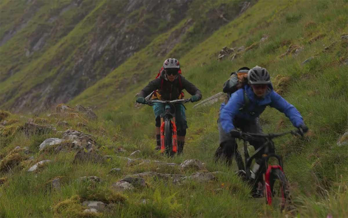 Vídeo: ¿Porqué empezaron a montar en bicicleta de montaña Tracy Moseley y Manon Carpenter?