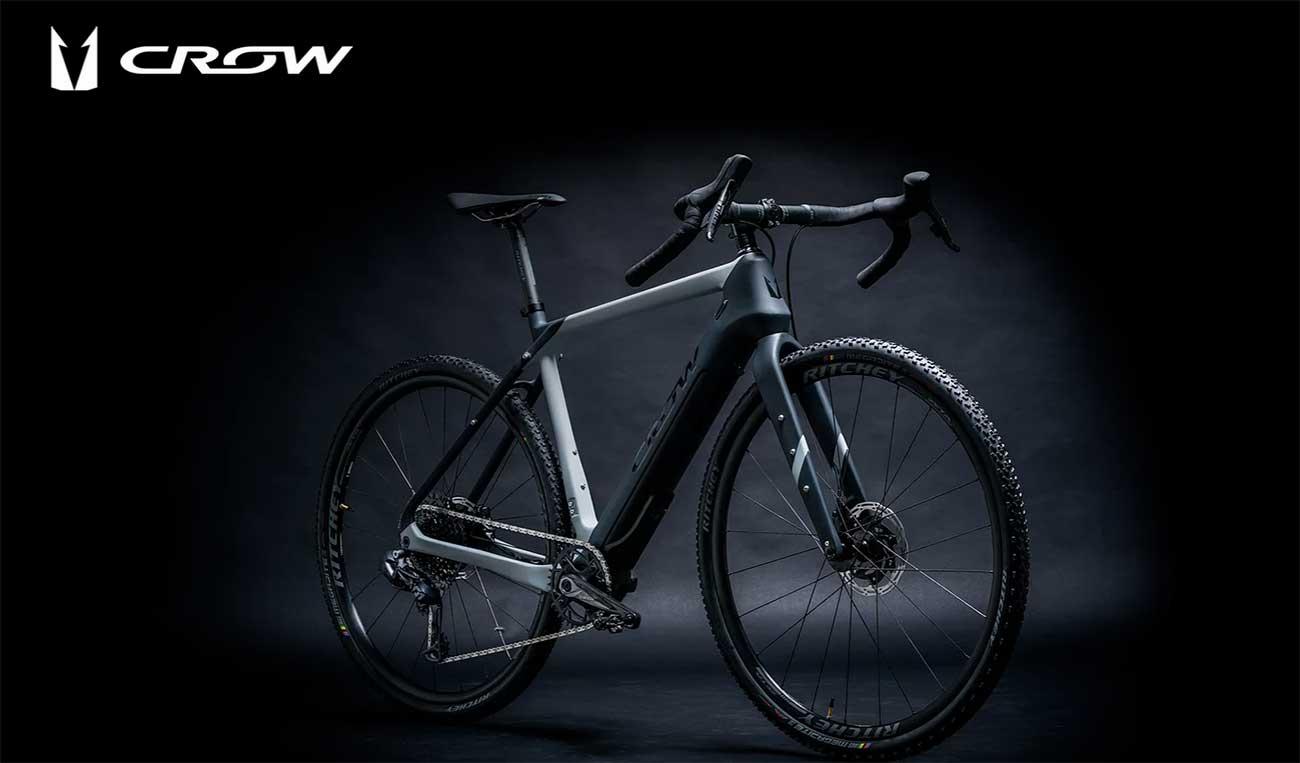 biciclea-gravel-Crow-eGravel-cf1-electrica-carbono-aluminio-crow-bicycles-david-toledo