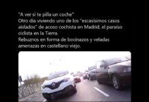 """""""¡A ver si te pilla un coche!"""". El día a día en Madrid con los conductores psicópatas"""