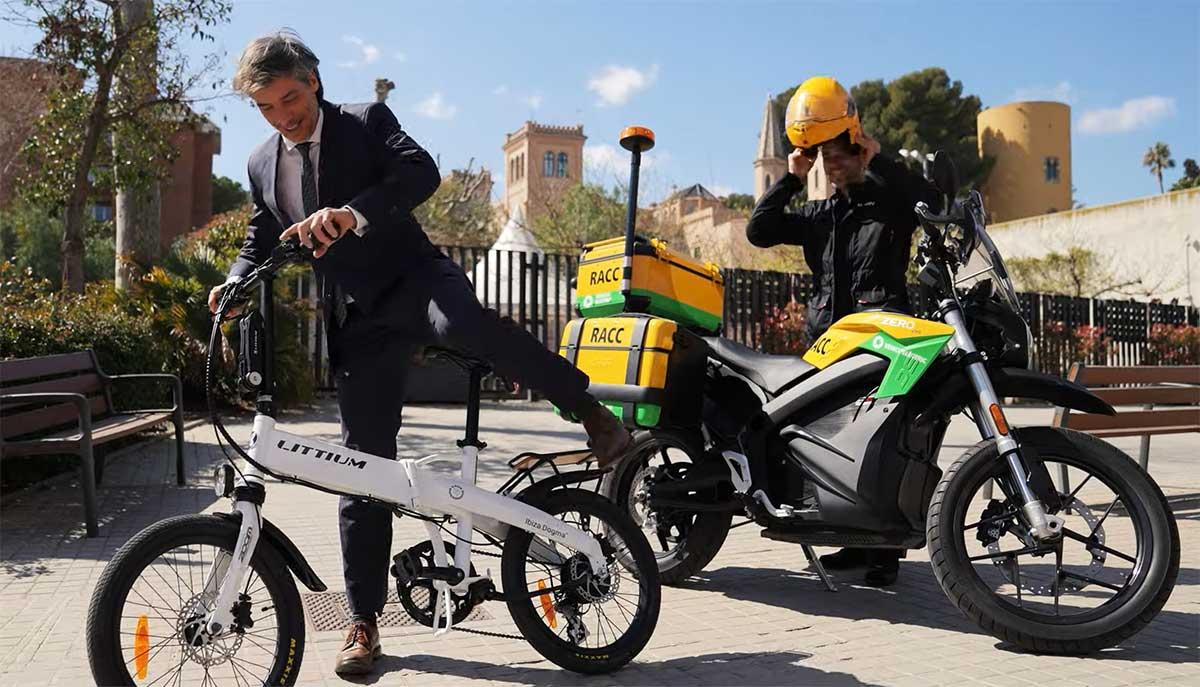 El-RACC-regala-su-seguro-para-ciclistas-al-comprar-una-bicicleta-electrica-de-la-marca-Littium