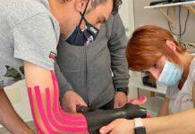 """El """"brazo"""" de carbono de Nibali que le permitirá entrenar una semana después de su fractura"""