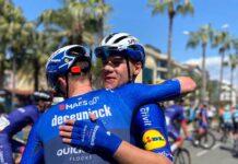 El gran gesto de Fabio Jakobsen preocupándose por los heridos en la caída al esprín del Tour de Turquía