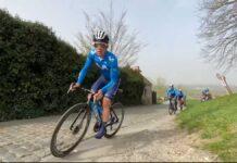 """Movistar Team: """"Cortina no puede ganar Flandes, no le han enseñado nada en cuatro años"""""""
