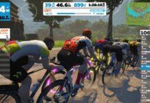 """""""Sin números"""". Zwift crea una opción para ocultar los datos del ciclista mientras entrena"""