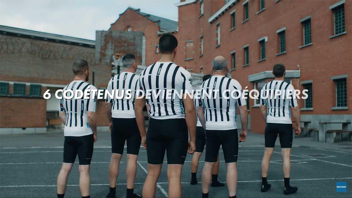 Video-Decathlon-crea-un-equipo-ciclista-con-presos-de-una-carcel-de-maxima-seguridad