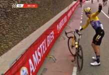Vídeo: ¿Lleva un motor oculto la bicicleta de Primoz Roglic?