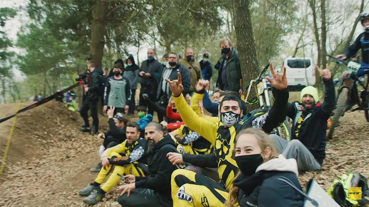 Video-Wyn-TV-en-la-Copa-Catalana-de-DH-de-4-Riders-Bike-Park