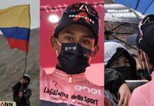 """El """"Reel"""" de Instagram del Giro de Italia homenaje a Egan Bernal"""