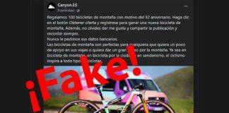 El-timo-del-sorteo-de-100-bicicletas-Canyon-Lux-CRF-de-Emily-Batty-fake