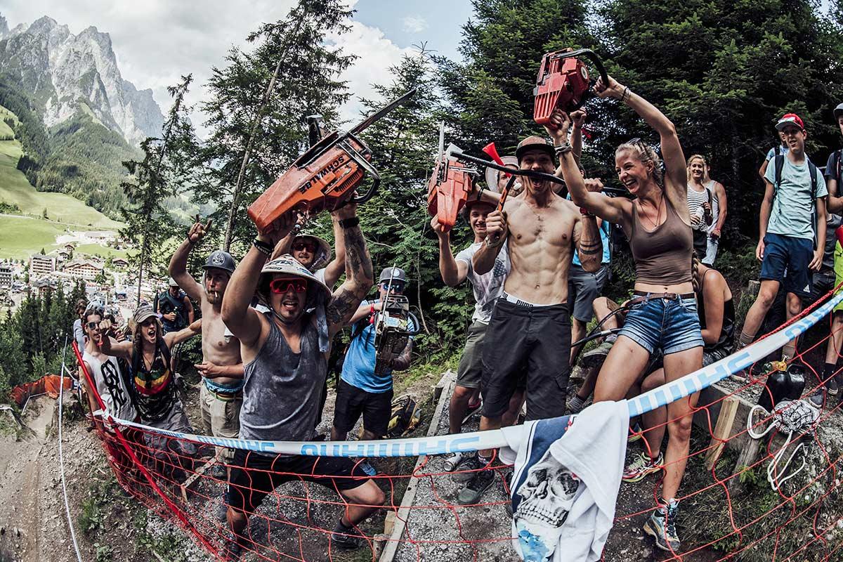 La Copa del Mundo de mountain bike tendrá espectadores animando de nuevo - Leogang World Cup 2021
