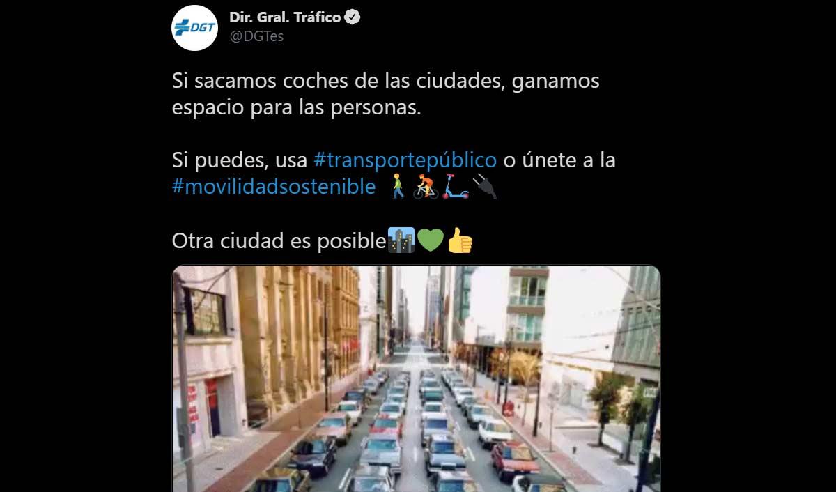 La-DGT-pide-sacar-a-los-coches-de-las-ciudades-twitter-tweet