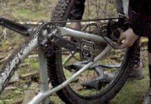 ¿Se puede montar en bicicleta rígida en un bike park?