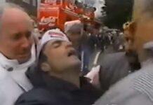 Video-Cuando-los-puertos-se-subian-con-nieve-y-un-periodico-en-el-pecho-paso-di-gavia-giro-italia-1988