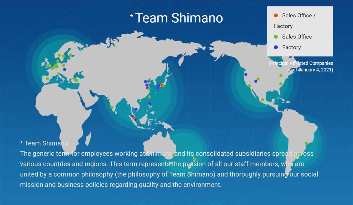 La fábrica de Shimano en Malasia tiene que cerrar por