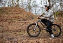 """Vídeo: Josh Bryceland y nueva Cannondale Dave de 26""""en acción"""