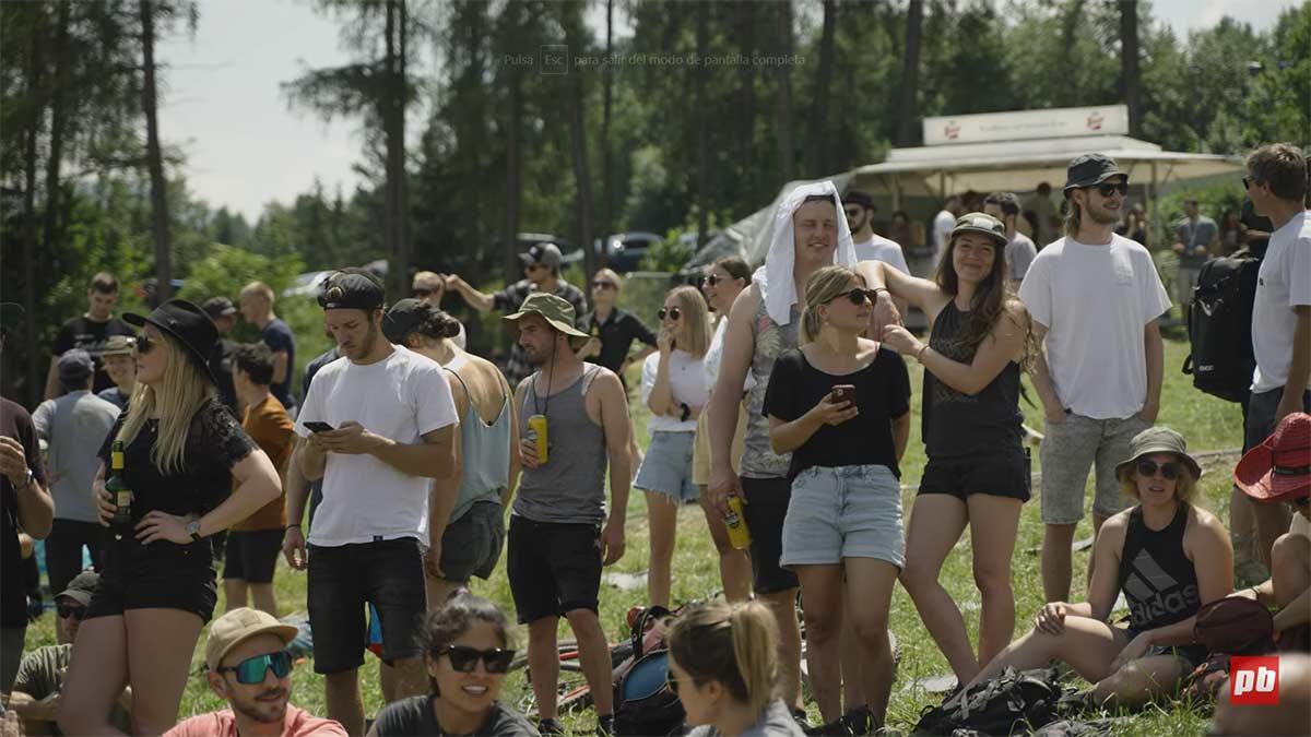 Vídeo: Vuelven las competiciones de Slopestyle. Crankworx Innsbruck