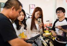 China aumenta las exportaciones de bicicletas un 73%