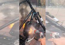 ¿Cómo evitar que se queme la batería de una bicicleta eléctrica o patinete eléctrico?