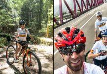 España ya rueda con sus bicicletas por Japón