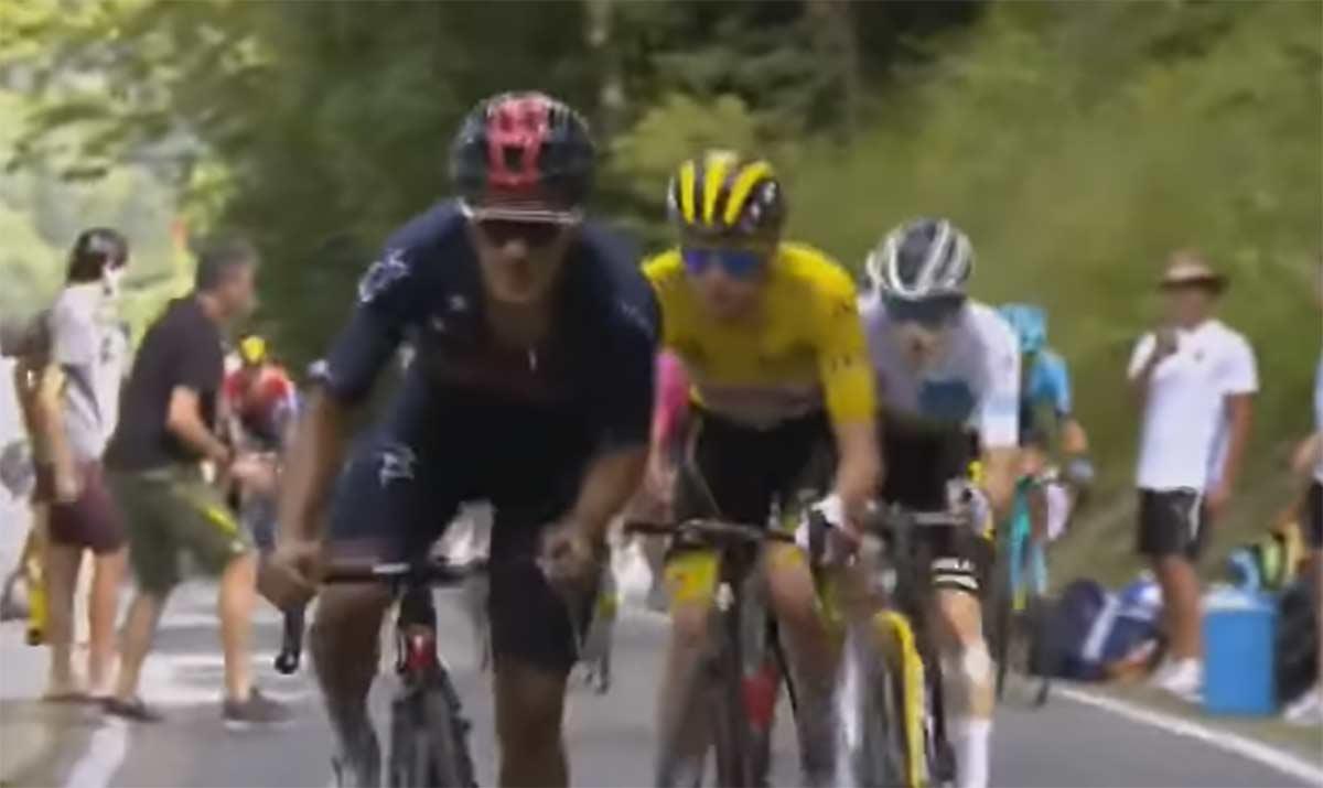 Hoy la última etapa reina del Tour de Francia 2021