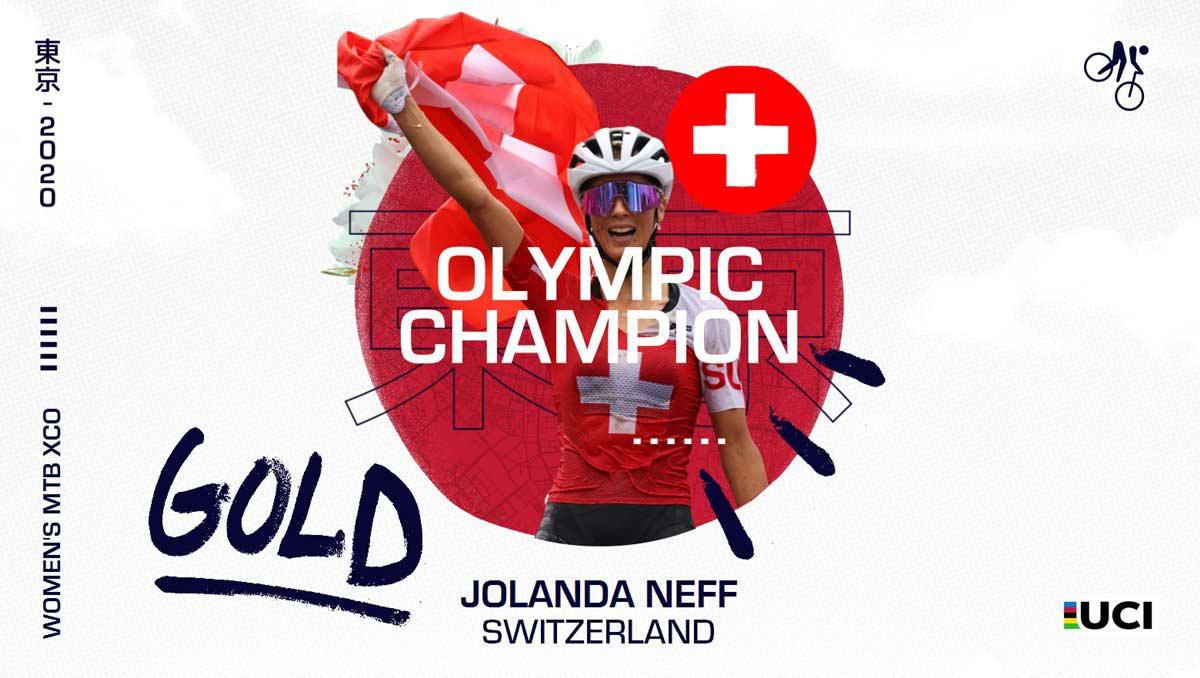 Jolanda Neff se lleva la medalla de oro de Tokio 2021. Nueva campeona olímpica