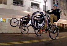 """Las bicicletas """"BMX"""" eléctricas de GT Bicycles para hacer """"el cabra"""""""