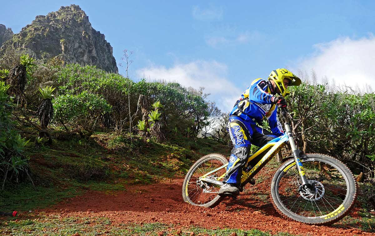 Los mejores bike park de España. Vacaciones en mountain bike