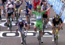 Marck Cavendish podría ser descalificado del Tour de Francia hoy