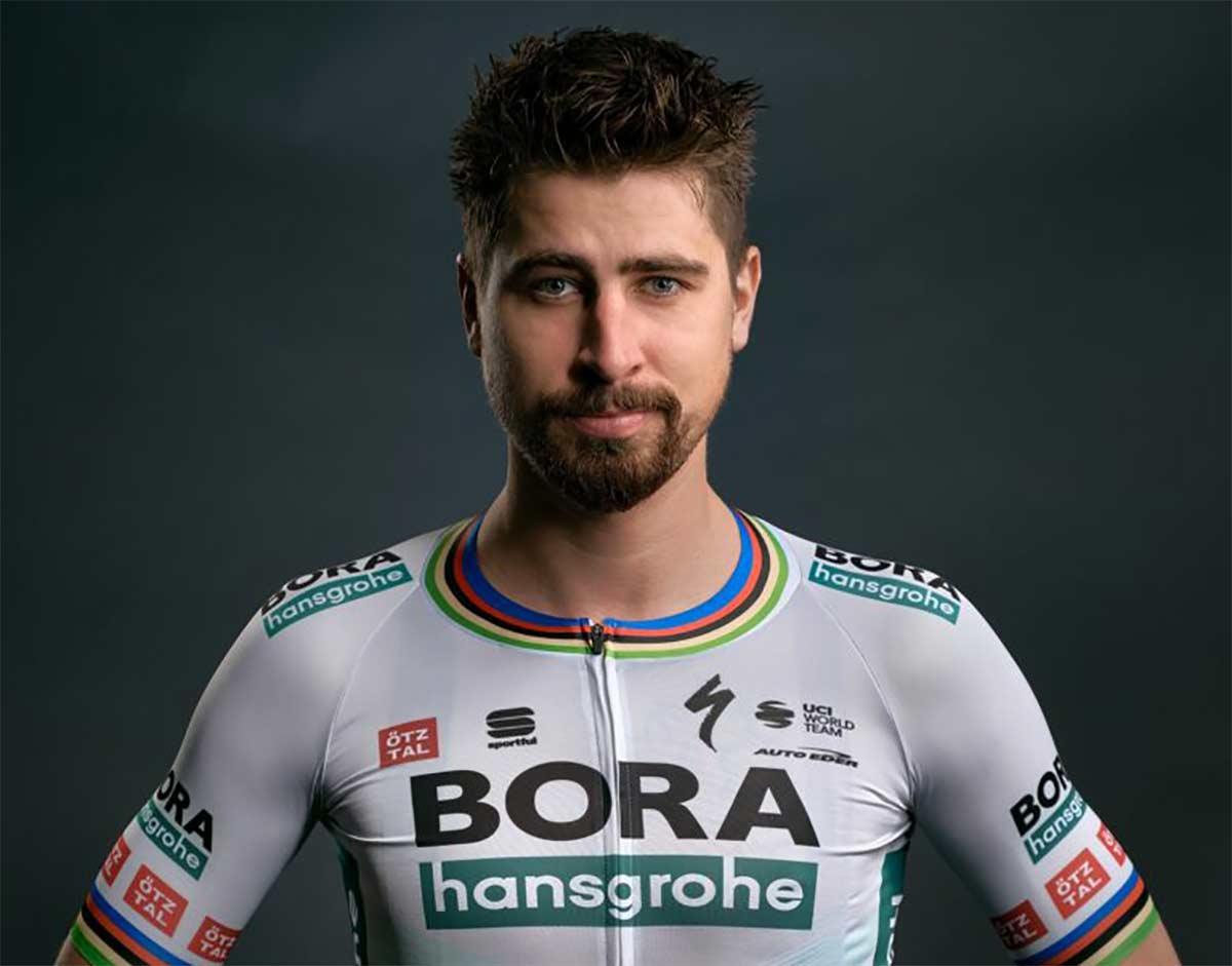 Peter Sagan abandona su familia ciclista de los últimos cinco años
