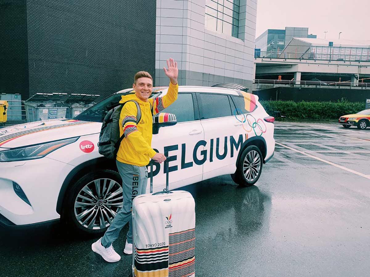 Remco Evenepoel dice adiós a la Vuelta Ciclista a España