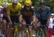 Van der Poel abandona el Tour de Francia tras la exhibición de Pogacar y perder el amarillo
