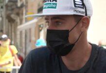 """Vídeo: Peter Sagan abandona el Tour de Francia, """"No estoy acostumbrado a esto"""""""