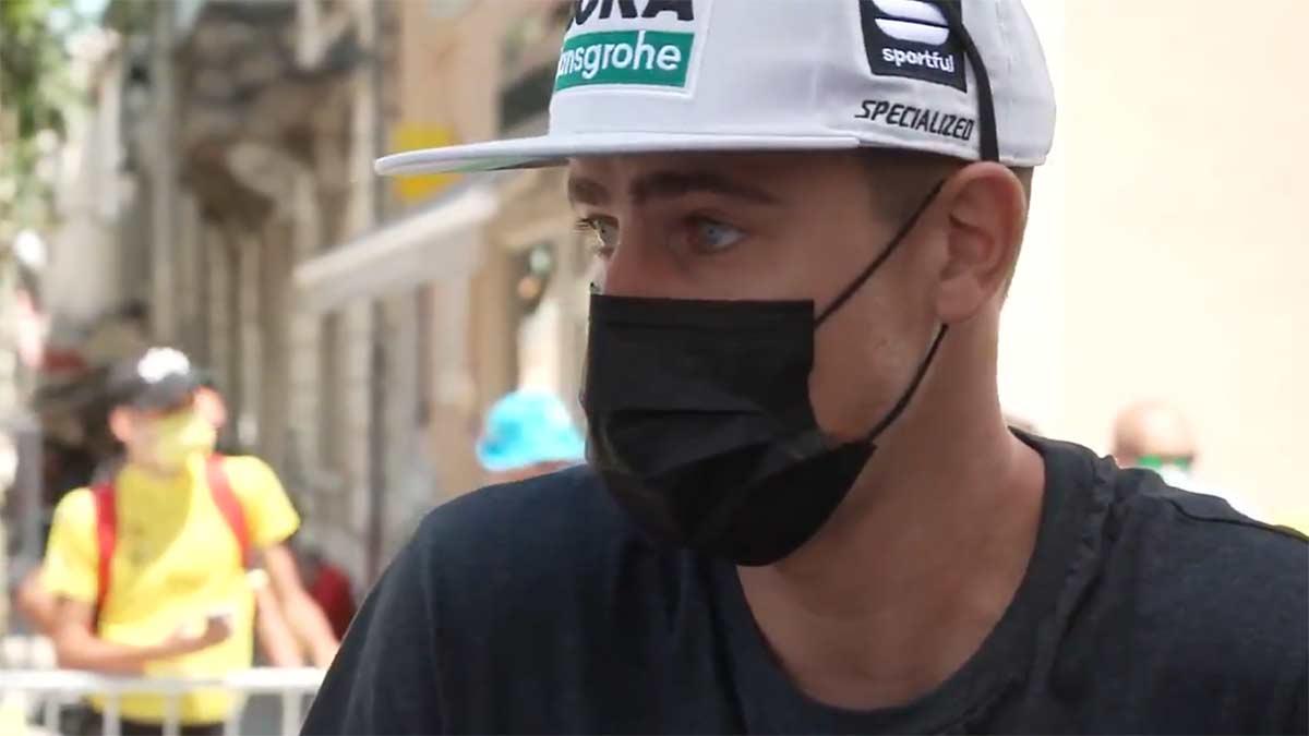 Vídeo: Peter Sagan abandona el Tour de Francia,