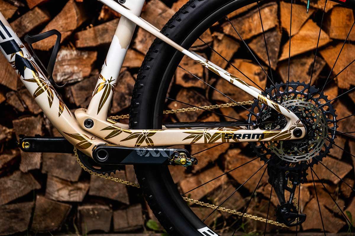 Asi-es-la-Trek-Supercaliber-de-oro-japones-de-la-ciclista-Jolanda-Neff-para-el-Mundial-de-Val-di-Sole-dorada-4