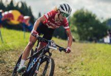 Ciclismo analógico: Jolanda Neff ganó las Olimpiadas sin pulsómetro ni potenciómetro en su bicicleta