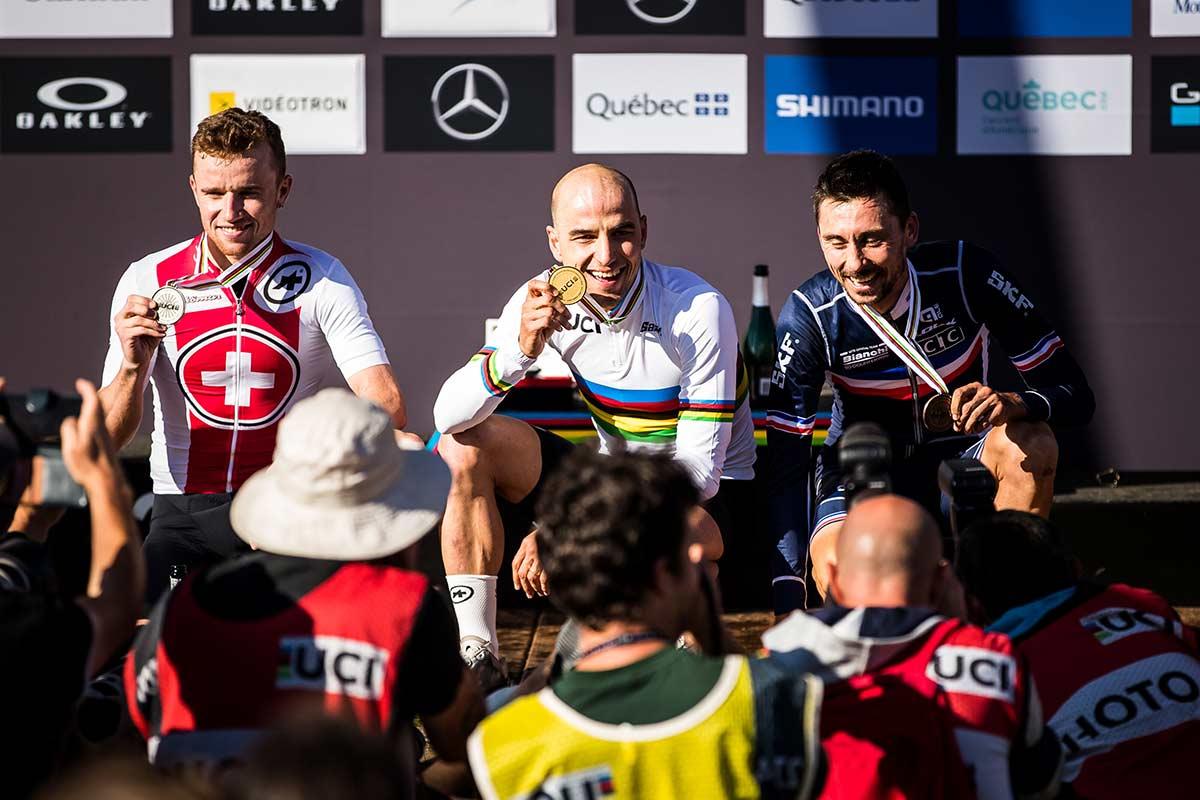 El Mundial de MTB de Val di Sole no se podrá ver en directo a través de Red Bull TV