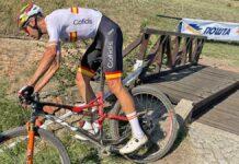 El olímpico David Valero, 23º en el Campeonato de Europa de XCO 2021