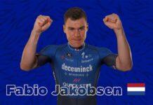 Fabio Jakobsen, del coma a liderar el Deceuninck en La Vuelta